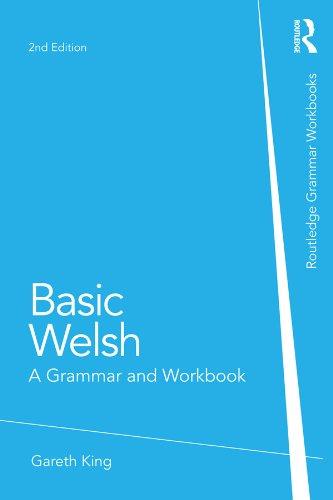 Basic Welsh: A Grammar and Workbook (Grammar Workbooks) (English Edition)