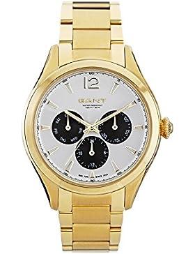GANT Damen-Armbanduhr CRAWFORD Multi Analog Quarz Edelstahl beschichtet W70573