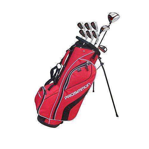 Série de Golf Prosimmon V7 Standard Rouge - Droitier Regular