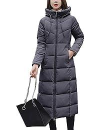 it Giacche Donna Piumino Amazon Cappotti Abbigliamento E Lungo dwAPqt