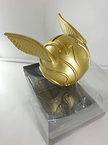 Harry Potter - Hucha (tamaño XL), diseño de Mono Dorado, Color Dorado