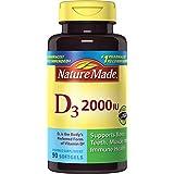 Pharmavite - Nature Faites En Vitamine D 2 000 Ui Softgels