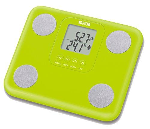 Tanita BC730GR36 Scale, Green