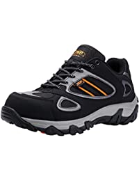 Qualified Modyf Mens Steel Toe Work Safety Shoes Breathable Lightweight Anti-smashing Non-slip Reflective Casual Sneaker Men's Boots Back To Search Resultsshoes