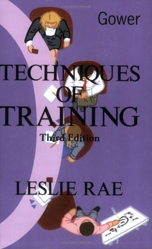 Techniques of Training by Leslie Rae (1995-06-15)