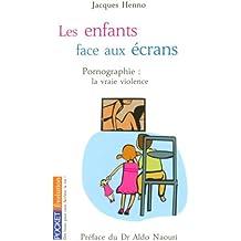 ENFANTS FACE AUX ECRANS