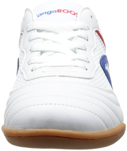 KangaROOS Goal Line 14 P, basket mixte adulte Blanc - Weiß (white/royal blue 044)