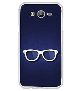 Goggles 2D Hard Polycarbonate Designer Back Case Cover for Samsung Galaxy J5 (2015 Old Model) :: Samsung Galaxy J5 Duos :: Samsung Galaxy J5 J500F :: Samsung Galaxy J5 J500FN J500G J500Y J500M