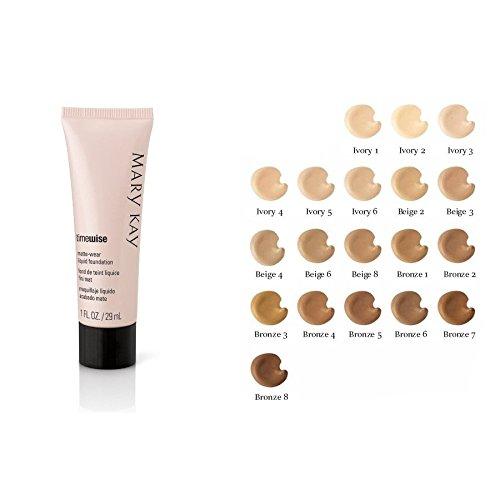 Mary Kay Timewise Luminous-Wear Flüssige Foundation für normale / trockene Haut (BEIGE 3)