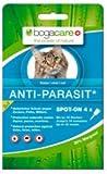 Bogacare Anti-Parasit Spot-On für Katzen 4x0,75ml