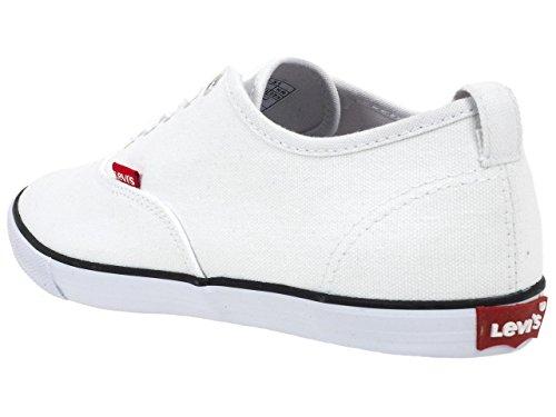 Scarpe da ginnastica modalità levatoio 224836 accesso, colore: nero Bianco (bianco)