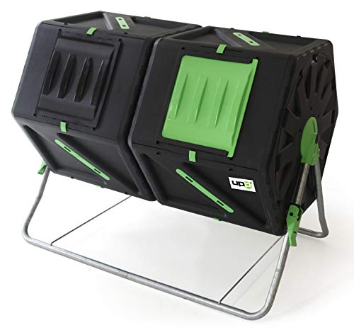 Zoom IMG-1 upp tumbler composter con 2