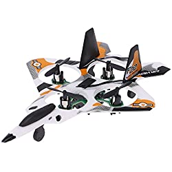 GoolRC Cheerson CX-12C Mini Fighter Drone 2.4G 4CH 6-Axis Gyro LED RC Quadcopter