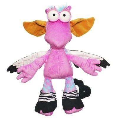 PLAYSKOOL The Wotwots FunvertibleDottywot Teddy Doll