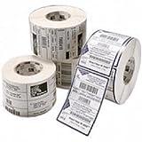 Zebra Z-Perform 1000T - Etiquetas de impresora (Color blanco, Transferencia térmica, Z-Perform 1000T, 100 x 50 mm, 10 cm (3.937'))