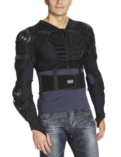 Preisvergleich Produktbild IXS Erwachsene Body Armour Assault Jacket,  Black,  XS / S,  IX-PRT-8500