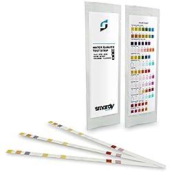 SMARDY® 3X 13 IN 1 Ultra Wassertest Set für Trinkwasser - Aquarium schnelltest - einfache Überprüfung der Wasserqualität
