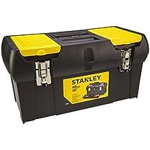 """Stanley 1-92-066 - Caja Millenium con cierres metálicos 19""""/48cm"""