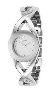 DKNY - NY4713 - Montre Femme - Quartz Analogique - Bracelet en Acier
