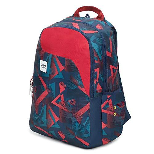 Wildcraft Wiki 1 Future Backpack Navy (11950 Navy) Image 2