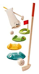 Plan Toys 4205683.0 Mini Golf per Due