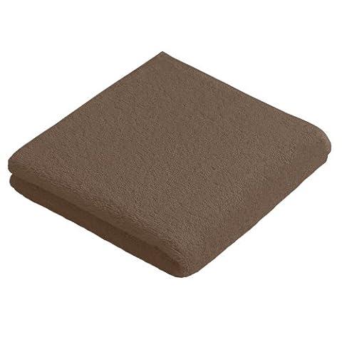 Vossen 1160640677 New Generation Handtuch, Größe: 50 x 100 cm, cocoa