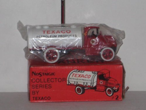 texaco-rare-1985-ertl-nostalgic-collector-series-1926-mark-tanker-locking-coin-bank-with-key-2-by-te
