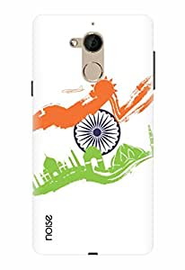 Noise Designer Printed Case / Cover for Coolpad Note 5 / Nature / Monumental India Design