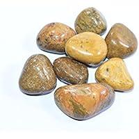 Tumble - Camel Jasper Polished Set Of 3 Stone Chakra & Reiki Healing Manifestation Stone Meditation Crystal Pocket... preisvergleich bei billige-tabletten.eu
