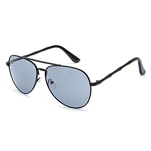 YWLINK Herren Damen Pilot Sonnenbrille Auto Driver Anti-Reflection Night Vision Brille GläSer Fahren Klassisch Strand Urlaub Brillen
