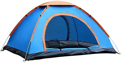 Dealcrox 4 Person Tent for Camping Waterproof Outdoor Tent/Tent House