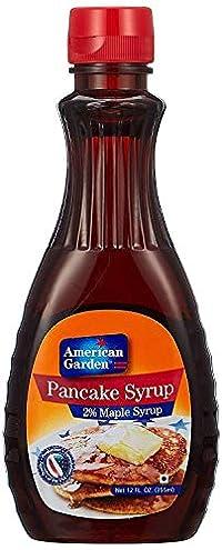 American Garden Pancake Syrup, 355 ml