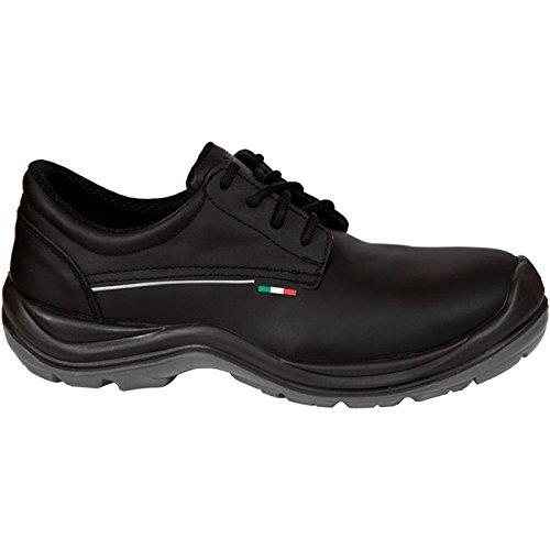 Giasco HR051L47 Genk Chaussures de sécurité bas S3 Taille 47 Noir