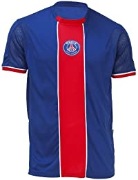 Maillot supporter PSG - Collection officielle PARIS SAINT GERMAIN - Football club Ligue 1 - Taille adulte Homme