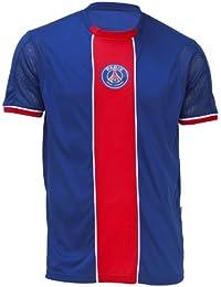 Maillot PSG - Collection officielle PARIS SAINT GERMAIN - Football club Ligue 1 - Taille enfant garçon