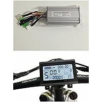 NBPower 36V/48V 500W 22A Brushless contrôleur de moteur à courant continu Ebike Controller + Kt-lcd3écran un Lot, utilisé pour 500W Ebike kit.