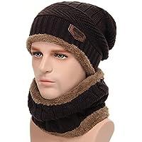 Amazon.es  gorros de lana con pompon - Sombreros y gorras   Mujer ... 1679fa5afe6