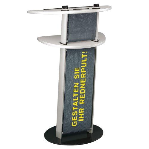 Kettler 06095-277 Design Stehpult silber / silber