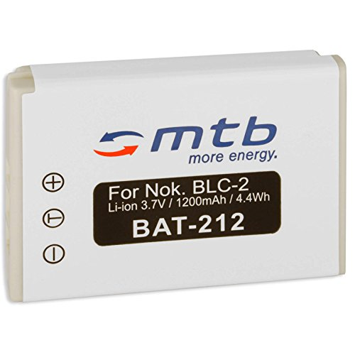 Ersatz-Akku BLC-2 für Nokia 3310, 3330, 3410, 3510, 3510i, 5510, 6650, 6800, 6810