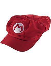 Super Mario Mützen in versch. Farben