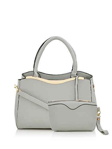 Mark & Keith Grey Handbag (MBG 0421 GY)
