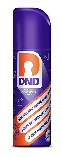 DND Nanosol Flying Insect Killer, 60ml