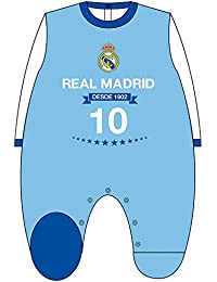 Real Madrid Pelele 6 Meses