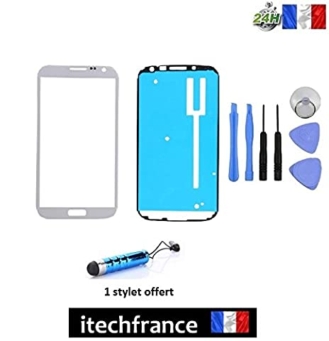 Samsung Note 2 Lcd - VITRE COMPATIBLE SAMSUNG GALAXY NOTE 2 GT