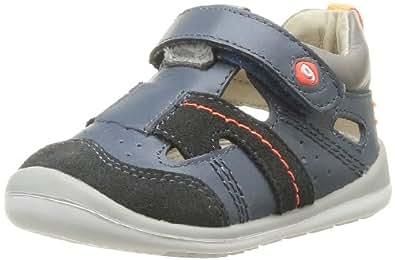 Garvalin 142333, Chaussures premiers pas bébé garçon - Bleu (A Azafata/Kaiser), 20 EU (3.5 UK)
