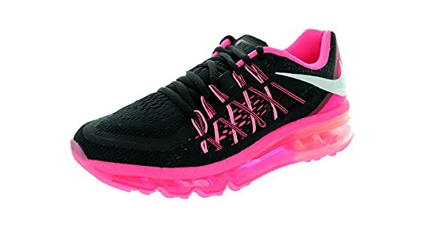 sale retailer 6ab1c 89390 Nike Air Max 2015 GS Girls Running Shoes  Buy Online at Low Prices in India  - Amazon.in