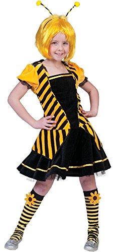 Biene Susi Kinder Kostüm für Mädchen Gr. 140