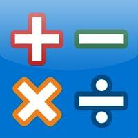 AB Mathe - Spiele für Kinder und Erwachsene : Addition, Subtraktion, Multiplikation, Division