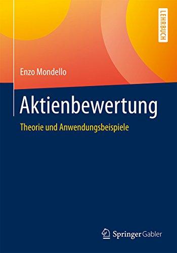 Aktienbewertung: Theorie und Anwendungsbeispiele