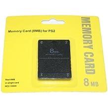 Speicherkarte 8MB Memory Card f. PS2 Playstation 2 Konsole - RBrothersTechnologie